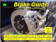 Brake Guide brake diagnosis & repair software