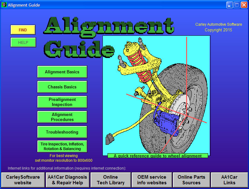 How Long Does A Wheel Alignment Take >> Wheel Alignment Training & Diagnostic Software