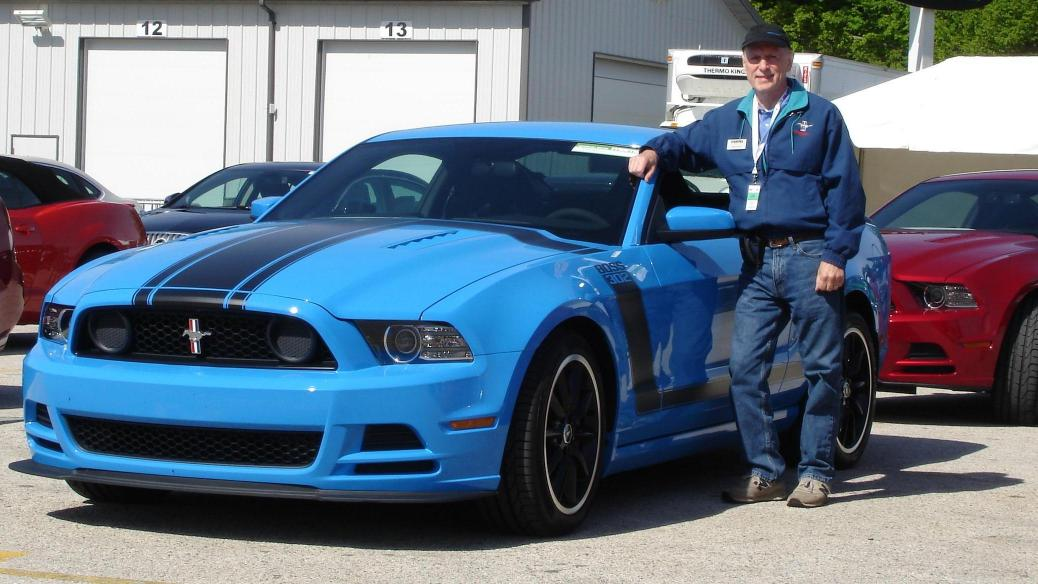 I Car Certification >> More About Larry Carley: