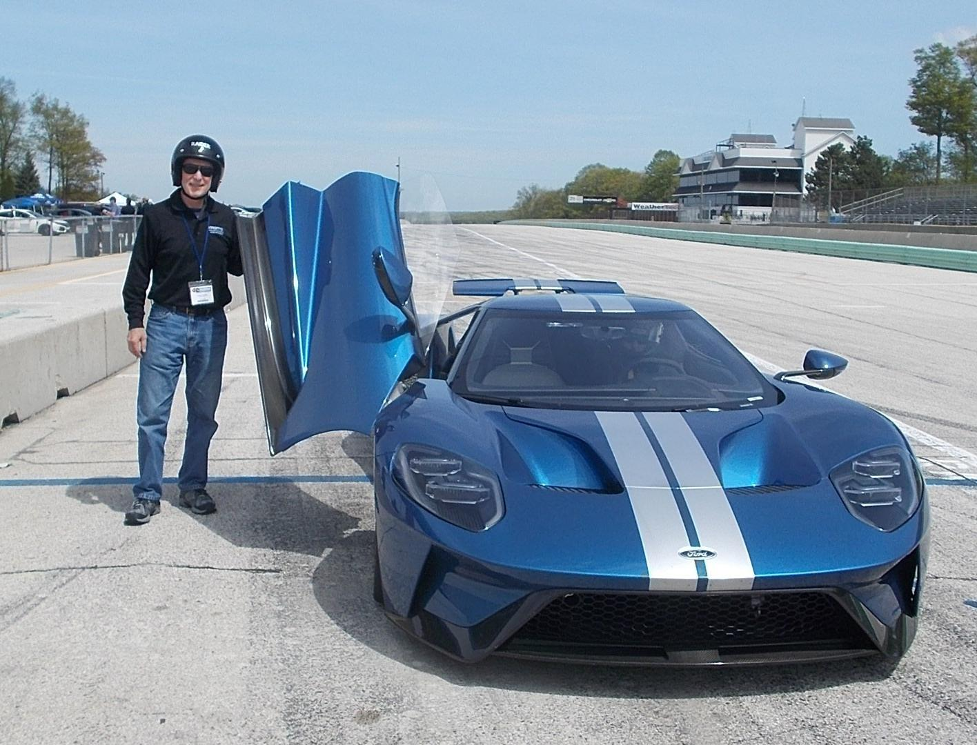 Larry Carley Ford GT