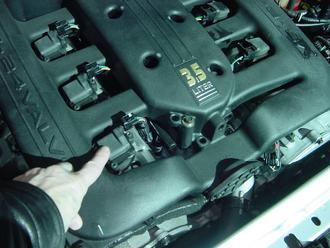 Chrysler 3.5L OHC V6 Engine Service on 97 eagle vision, 1994 eagle vision, 1993 eagle vision, 1995 eagle vision, 96 eagle vision,