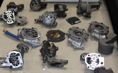 Oil Pumps Come In A Variety Of Designs