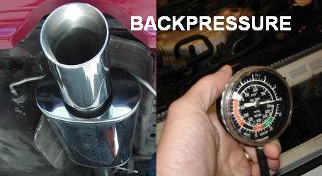 2Pack Three Way Exhaust Back Pressure Kit