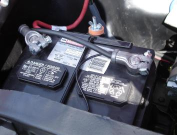 Connected Wrong Terminals Car Battery