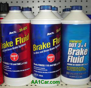 delco supreme 11 dot 3 brake fluid