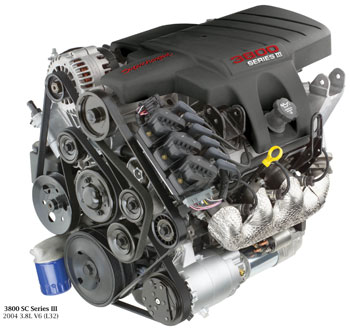 diagnose buick 3800 engine 3800 V6 Engine Whole Diagram