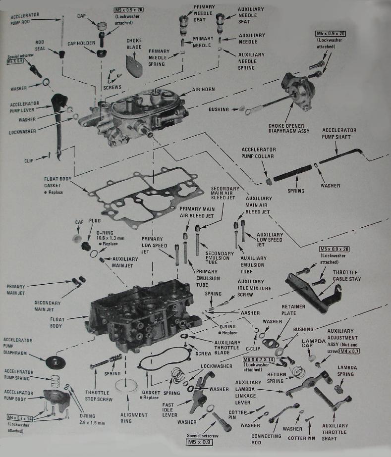 Keihin Cvk40 Parts Diagram