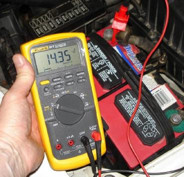 Chargeing A Car Battery Properly