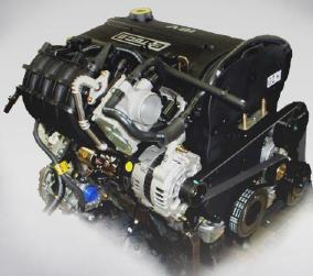 Chevy Aveo Engine