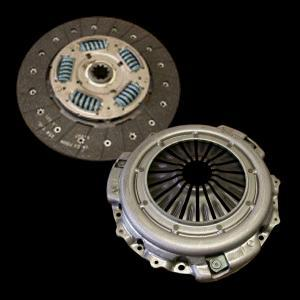 clutch and clutch disc
