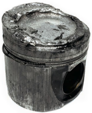 Diesel Piston Damage Diagnosis