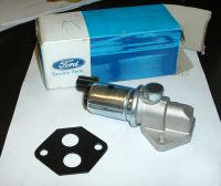 new Ford IAC idle speed control valve