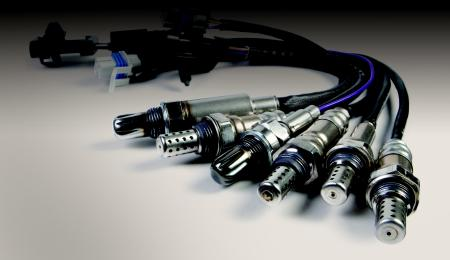 Oxygen Sensor Locations on