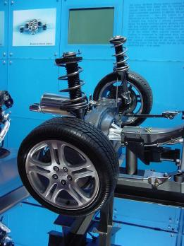 Shock Absorber and Strut Diagnosis