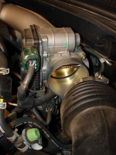 Troubleshoot Idle Speed Control System