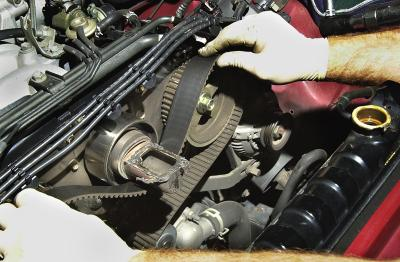 RECOMMENDED TIMING BELT REPLACEMENT INTERVALS