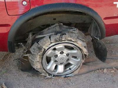 Why Tires Fail