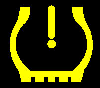 low tire pressure warning light  sc 1 st  AA1Car.com & 5 Warning Lights You Should Never Ignore azcodes.com