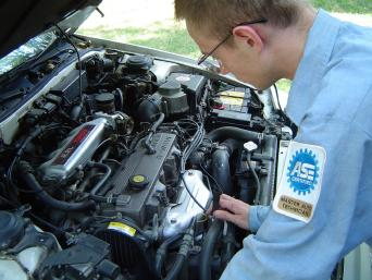 Diesel Mechanic Tools >> ASE Technician Certification Program