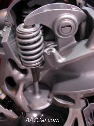 Diagnose Weak Valve springs